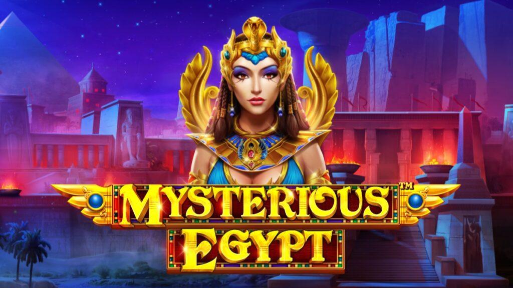 เกม Mysterious Egypt