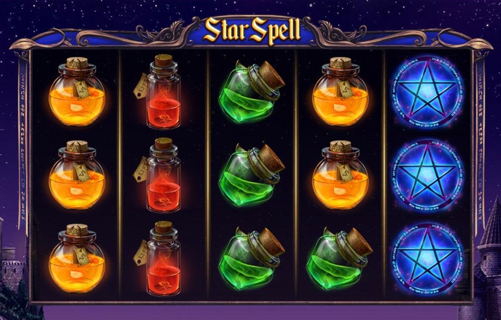 เกม STARSPELL