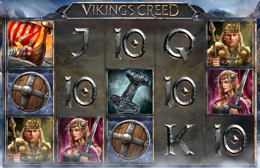 เกม VIKING CREED