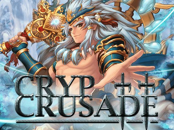 เกม CrypCrusade รีวิว สล็อต