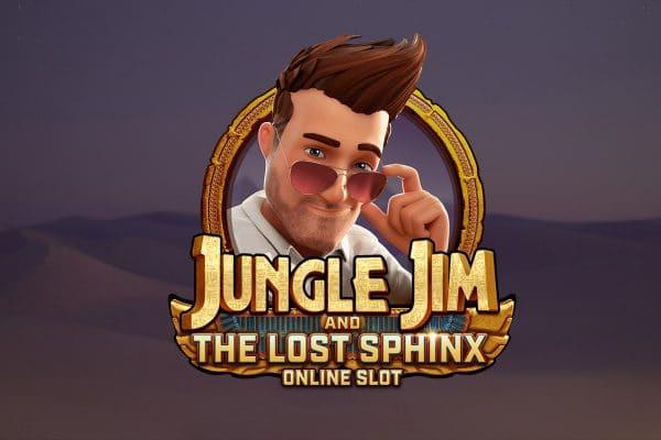 เกม Jungle Jim and the Lost Sphinx สล็อตออนไลน์