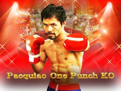 เกม Pacquiao One Punch KO รีวิว สล็อต