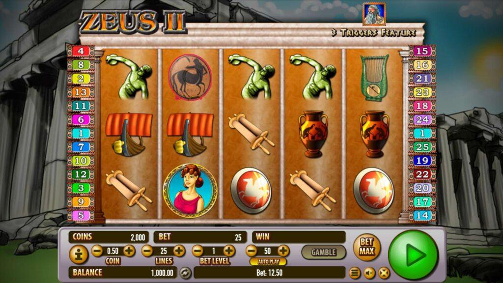 เกม Zeus II